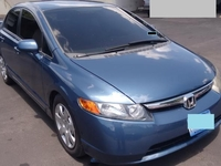 Vendo Honda Civic LX 2006 - honda civic