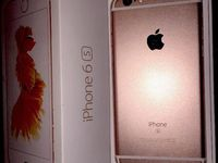 Brand New & Boxed Apple iPhone 6S 64GB - Rose Gold (Unlocked) Smartphone+ Quick Delivery - Celulares / Electrónica - Jujutla