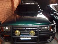 PICK UP HILUX/87 4X4 DIESEL DOBLE CABINA - Autos - Santa Tecla