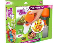 Pop Chef Decorador para chocopinchos y botanas infantiles de As Seen On T.V. - Otras Ventas - San Salvador