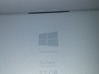 Microsoft Surface 2 Tablet PC 10.6 Pulgadas - bateria