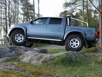 Toyota HiLux DOUBLE CAB 2012 - camiones