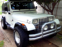 VENDO JEEP WRANGLER 1990 MODIFICADO - llantas y rines