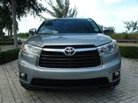 Fairly Used 2014 Toyota Highlander XLE - Autos - San Salvador