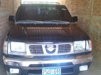 vendo nissan frontier - cd player