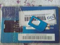 Chip tigo 5GB de navegación  - Internet / Multimedia - Delgado
