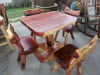 cedar rustic furniture low price! !!! - Compras en General - Houston