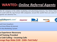 Immediate Work Available…Paid Cash Daily!