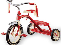 Venta de Classic Red Tricycle by Radio Flyer - Regalos / Juguetes - New York
