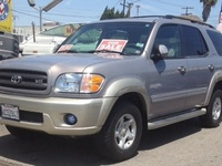 Vendo Toyota Sequoia - Camionetas / 4x4 - Los Angeles