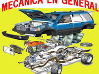 Servicio de Mecánica En General - Autos - Los Angeles