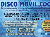 Disco Movil Cool - Eventos - Washington, D.C.