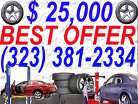 Llantera En Venta En Los Angeles  - For Sale Tires Shop - Accesorios - Los Angeles