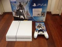 Edición Limitada Blanco Ps4 Console Bundle - Otras Ventas - Bountiful