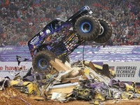Evento Monster Jam En El Tacoma Dome, Tacoma - Eventos - Tacoma