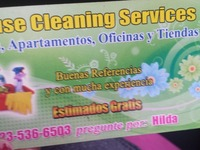 House Cleaning Services - Busco Empleo - Los Angeles