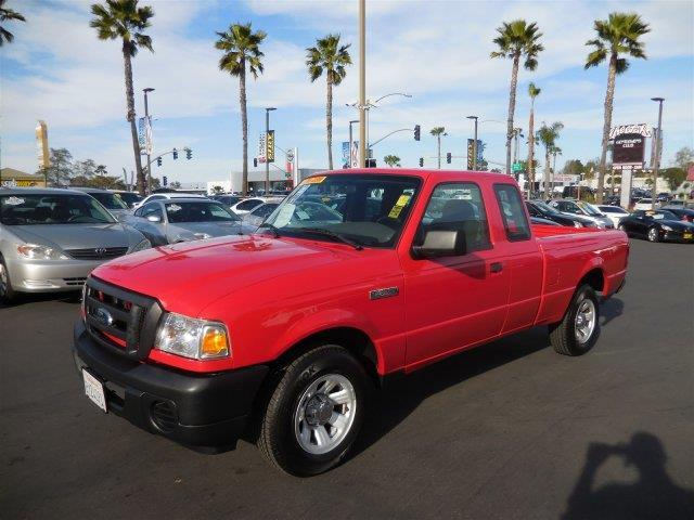 2009 Ford Ranger Xlt 4x2 Pickup Extended Cab 2dr - Camionetas / 4x4 - San Diego