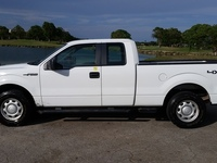 Pickup 2010 Ford F-150 4x4 + Tool Box - Camionetas / 4x4 - Miami