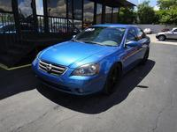 2003 Nissan Altima BASE  in excellent conditions, with funding available Call us 305 835 2222 - Autos - Miami