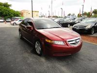 2005 Acura TL 5-Speed AT with Navigation System - Autos - Miami