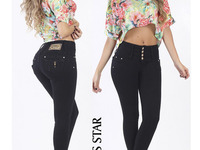 LatinasJeans- Jeans Levantacola - Ropa / Accesorios - Alliance