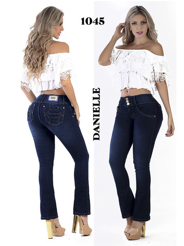 JEANS COLOMBIANOS LEVANTACOLA  - Ropa / Accesorios - Bowling Green