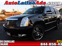 2008 CADILLAC ESCALADE, Excellent Condition, Easy Finance!! - Autos - Los Angeles