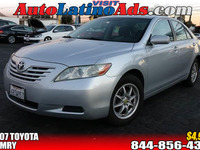 TOYOTA CAMRY 2007, Optimas Condiciones. - Autos - Los Angeles
