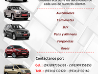 CAR RENTAL ECUADOR - Turismo - Los Angeles