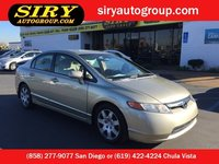 2007 HONDA CIVIC SDN LX - Autos - Chula Vista