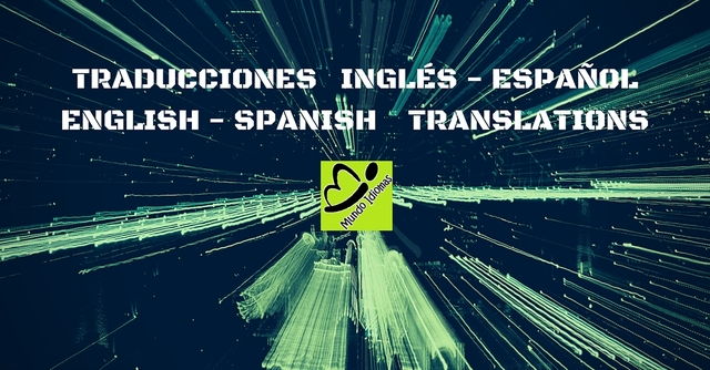 ENGLISH SPANISH TRANSLATIONS - Editorial / Traducciones - Todo Estados Unidos