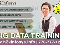 Big Data Online Training Classes with Live Projects - Cursos y Capacitación - Atlanta