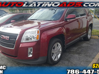 2011 GMC TERRAIN - Autos - Miami