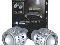 luces de xenon bixenon de H4 slim ballast HID coversion LED faros LED luces coche led barra - Accesorios - Todo Estados Unidos