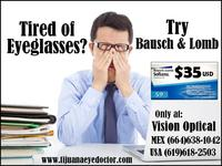 Contact Lenses $35 Eye Exam Included Optometrist  - san diego