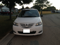 Mazda Mpv 2005 sold by sunday - Autos - Waukegan