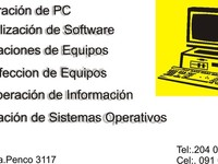 Servicio Técnico Pc En Montevideo. - Internet / Multimedia - Montevideo