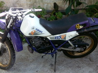 YAMAHA DT 175cc - Motos / Scooters - Montevideo