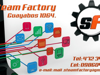 Steam Factory Servicios Informáticos - Internet / Multimedia - Paysandú