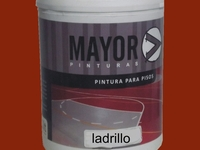 Pintura Ladrillo para pisos MAYOR COLOR - Compras en General - Montevideo