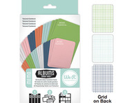 Tarjetas doble faz Albums made easy MEMO We R 61985-7 - Anuncios Diversos - Montevideo