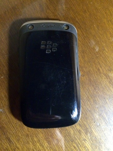 VENDRO BLACKBERRY EN EXCELENTE ESTADO! - Accesorios - Montevideo