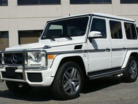 This 2013 Mercedes-Benz G-Class 4dr 4MATIC - mercedes benz