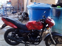 vendo moto 150cc md decaro año 2010 - Motos / Scooters - San Francisco
