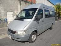 vendo mersedes splinter 2007 15 puedtos - mercedes benz