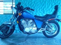vendo moto honda shadow 500cc año 83 - Motos / Scooters - Barinas