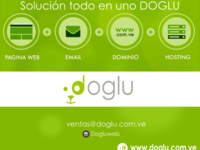 DOGLU Pagina WEB - Correo Corporativo - Hosting -  Dominio - Internet / Multimedia - Iribarren