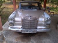 Mercedes Benz SL1963 aut. - mercedes benz