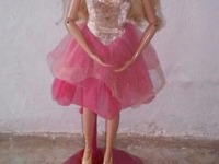 Vendo Barbie Genevieve interactiva - coleccion