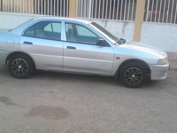 Mitsubishi lancer 99 sincronico - Carros - Lagunillas